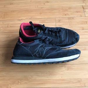 Saucony jazz men's shoes size 10